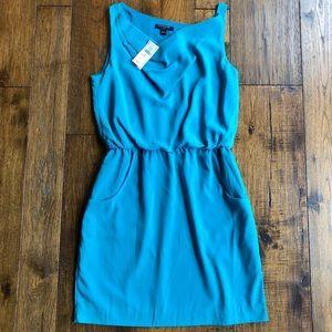 Banana Republic Sleeveless Dress with pockets